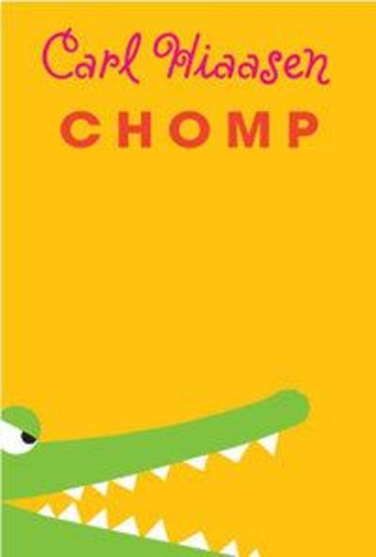 "An excerpt from Carl Hiaasen's new book \""Chomp\"""