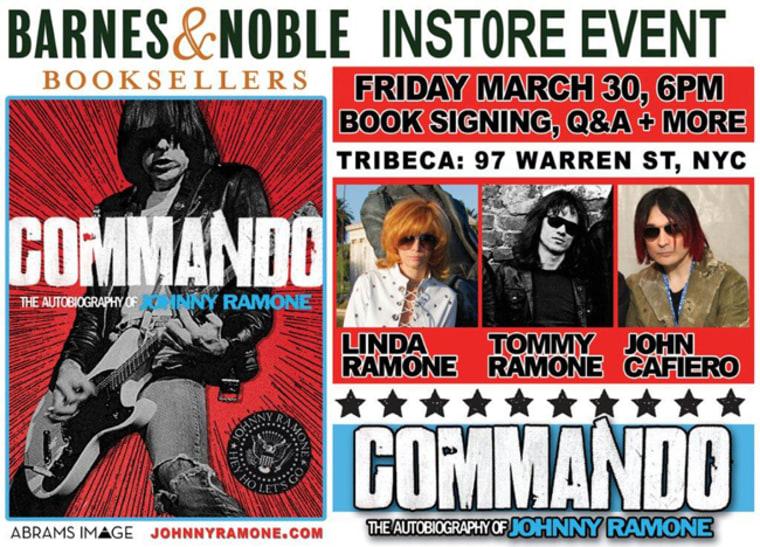 Gabba Gabba Hey: Morning Joe pays tribute to the Ramones