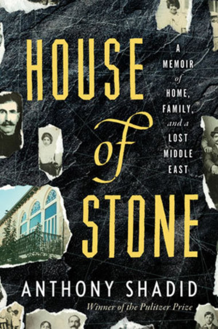 An excerpt from Anthony Shadid's House of Stone