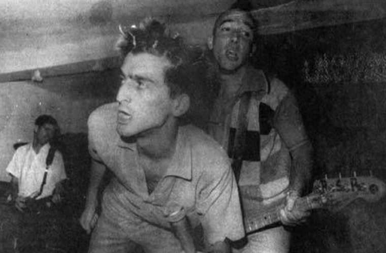 California hardcore punk band Black Flag