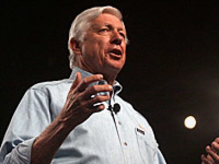 """Foster Friess and his \""""quest for forgiveness\"""""""