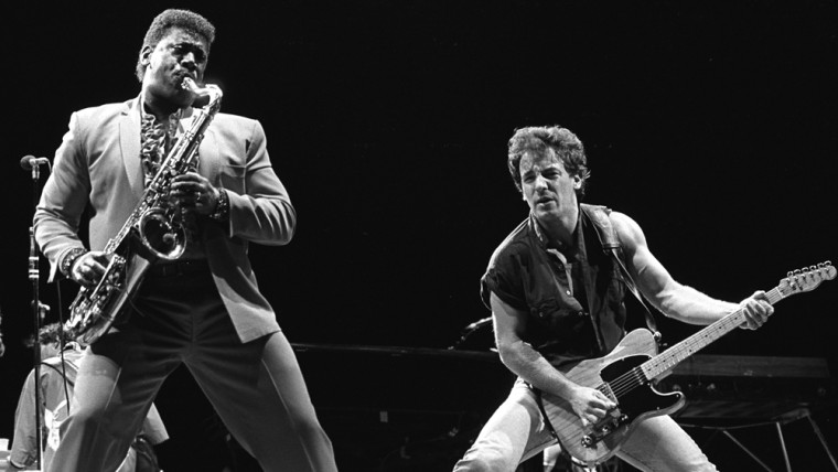Springsteen announces new sax player for upcoming tour
