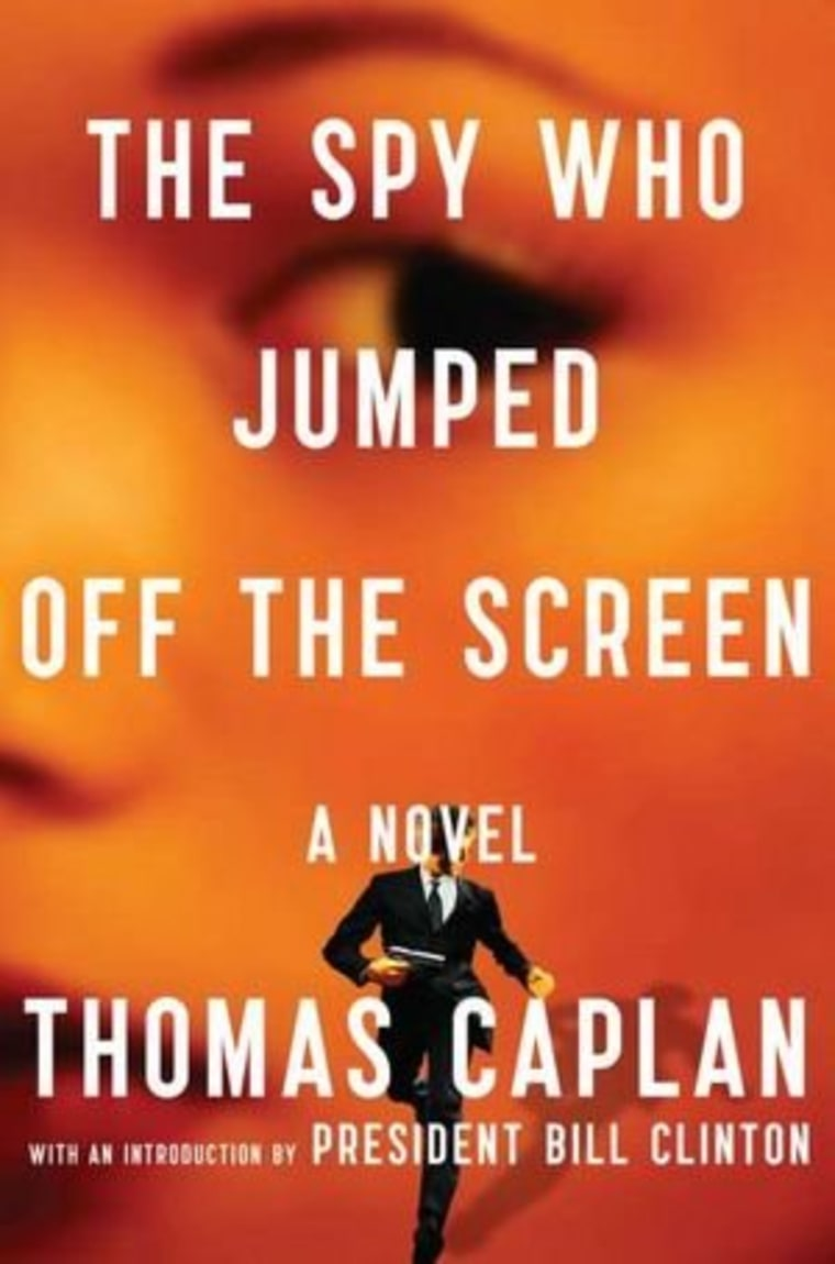 An excerpt from Thomas Caplan's 'The Spy Who Jumped off the Screen'