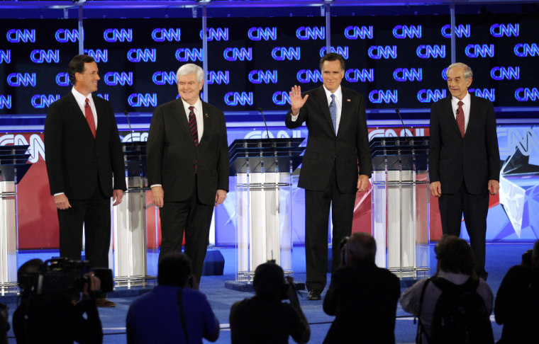 Will candidates address the issue of education while campaigning in Nevada?