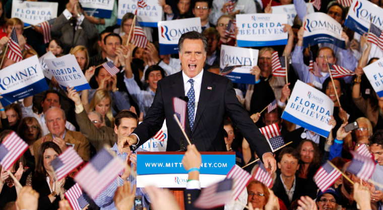 Will Romney's 'poor' comment become fodder for rivals?