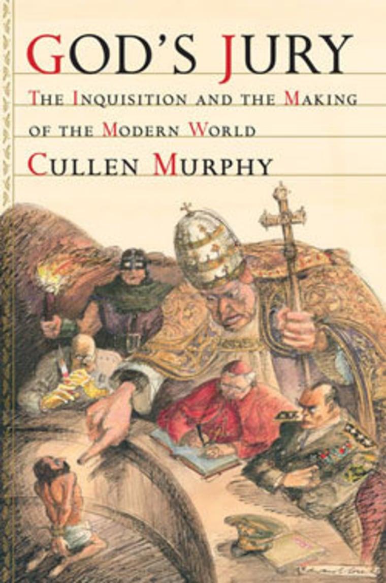 """An excerpt from Cullen Murphy's new book \""""God's Jury\"""""""