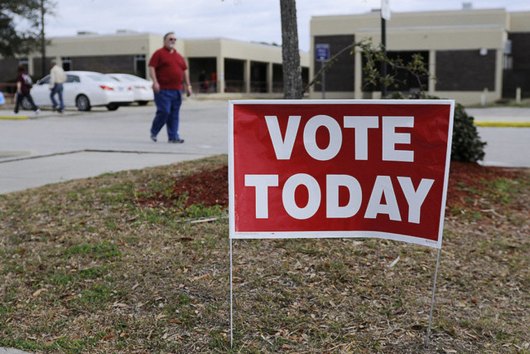 It's primary day in South Carolina
