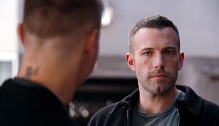 "Ben Affleck in ""The Town"""