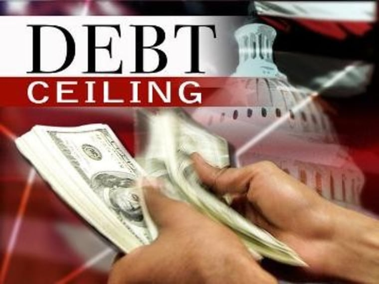 Top talker: America's credit rating at risk