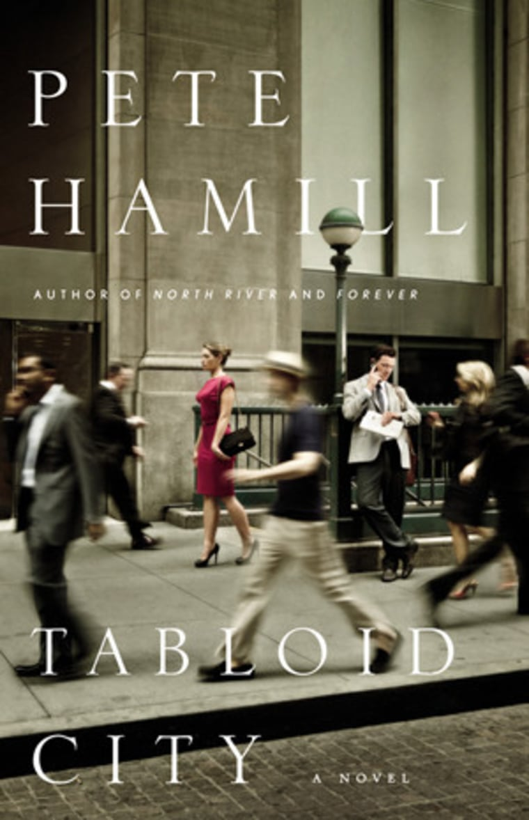 "An excerpt from Pete Hamill's new book ""Tabloid City"""