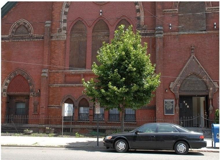 North Baptist Spanish Church in Jersey City, NJ
