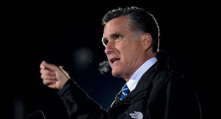 NOW Today: Romney continues to show his softer side