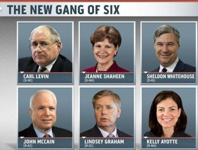 """New \""""Gang of Six\"""" to the rescue?? Don't count on it..."""