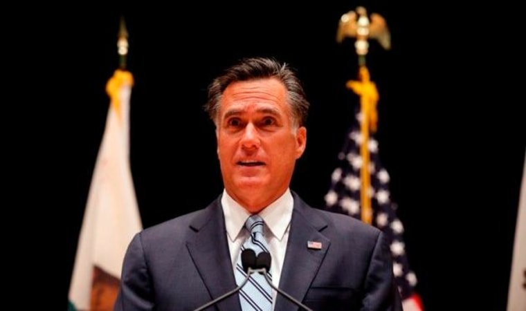 NOW Today: Caught on tape, Romney admits remarks were 'not elegantly stated'
