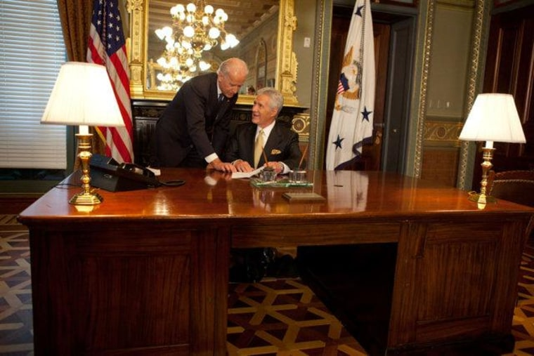 NOW Today: Joe Biden and Alex Trebek walk into a room...