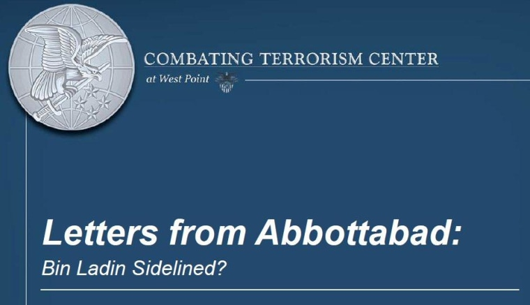 'Letters from Abbottabad'