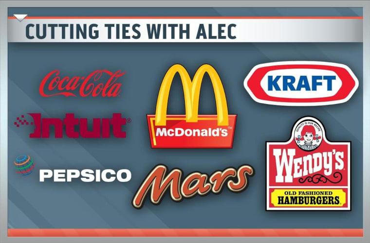 ALEC Standing Down