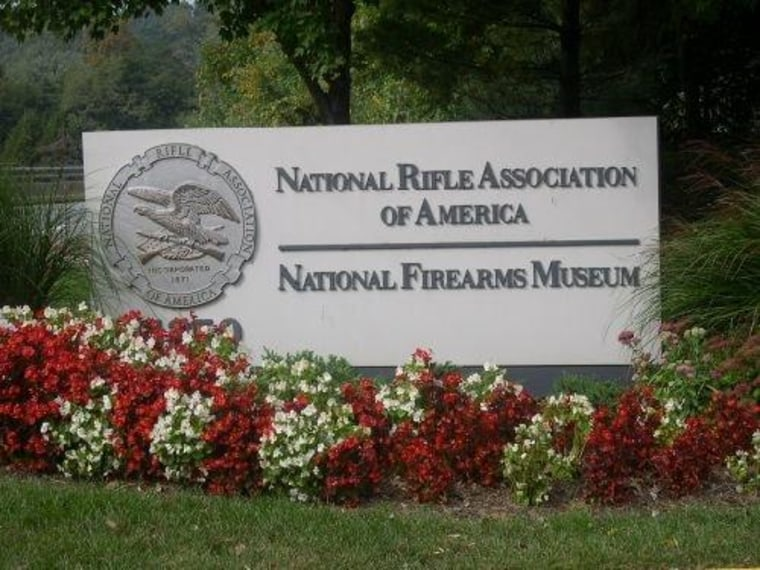 NOW Today: Lining up with the NRA
