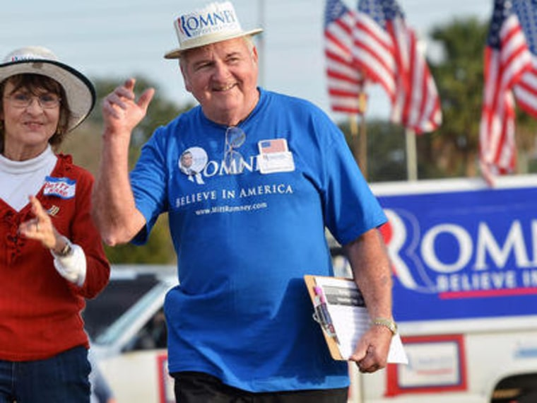 Florida primary preview: Storm clouds, not sunshine, await Mitt Romney