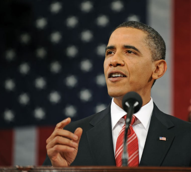 State of the Union: Letting the past be a guide