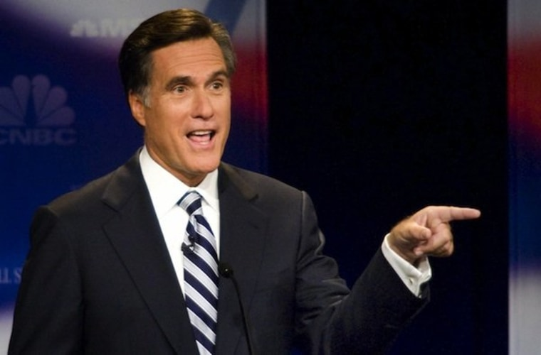 Is Romney just too rich?