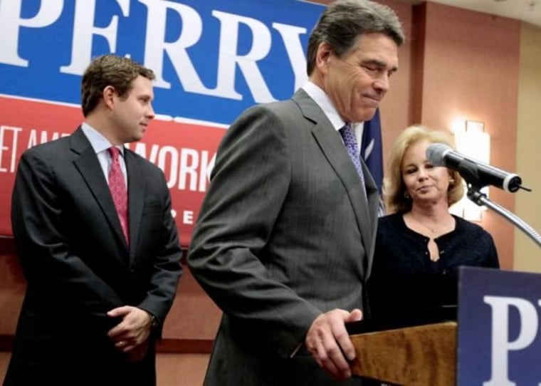 Perry, Gingrich & Romney the out-of-touch Ken doll