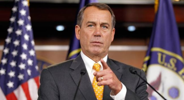 Is Boehner Doomed to be a One Term Speaker?