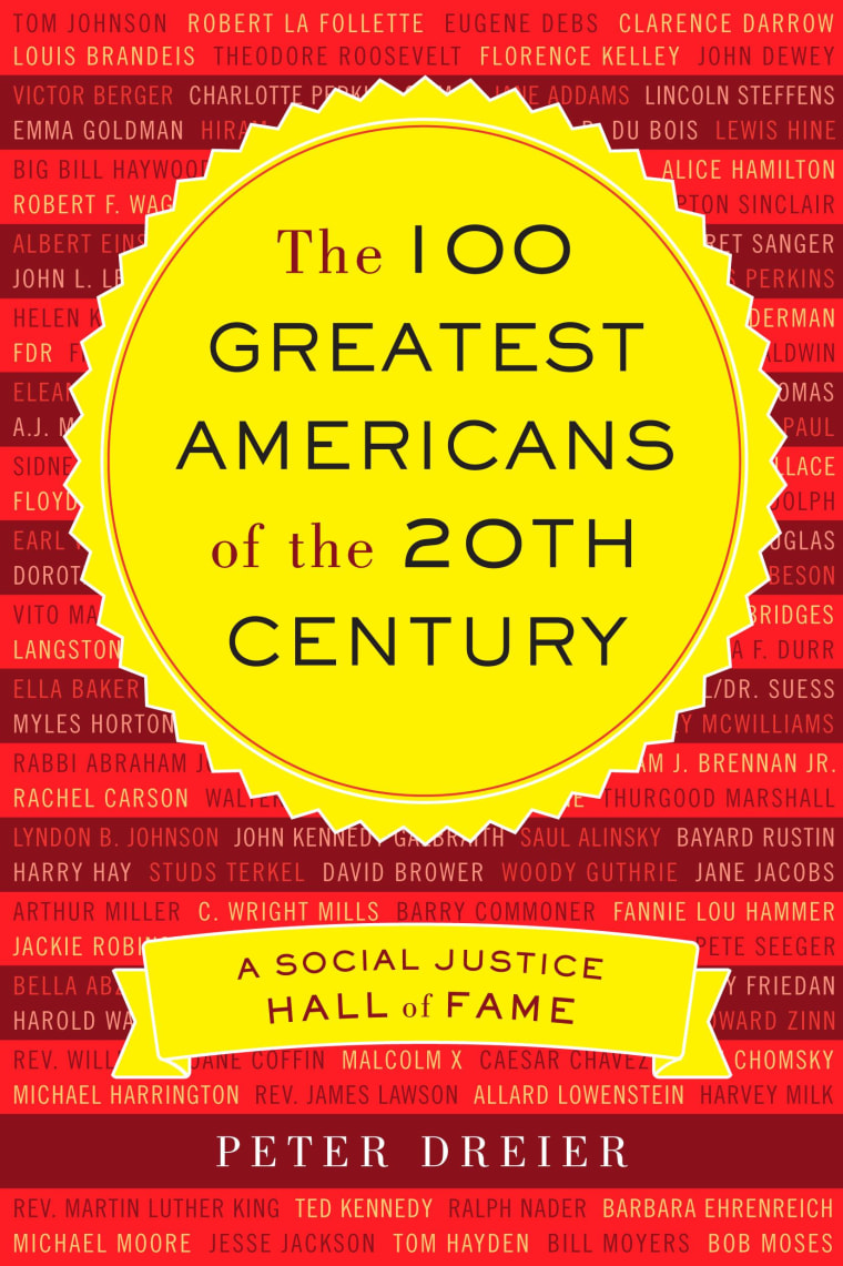 Today on The Cycle: 100 Greatest Americans