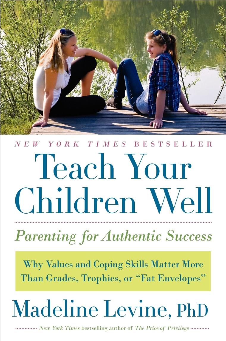 Parenting for authentic success