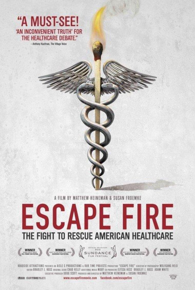 Guest Spot: Escape Fire