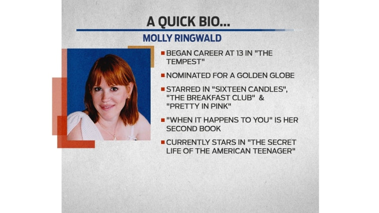 Molly Ringwald joins 'The Cycle'