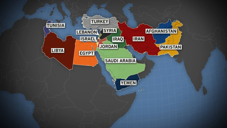 What the Mideast means for 2012
