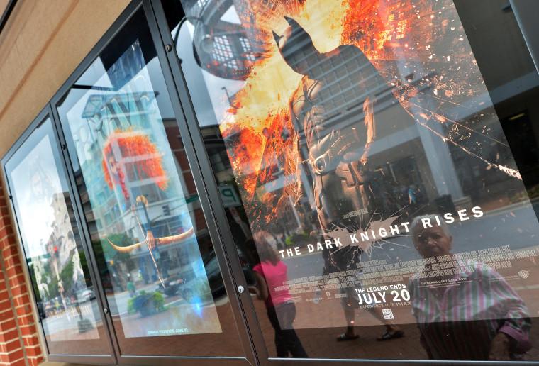 Warner Bros. confirms donation to Colorado shooting victims