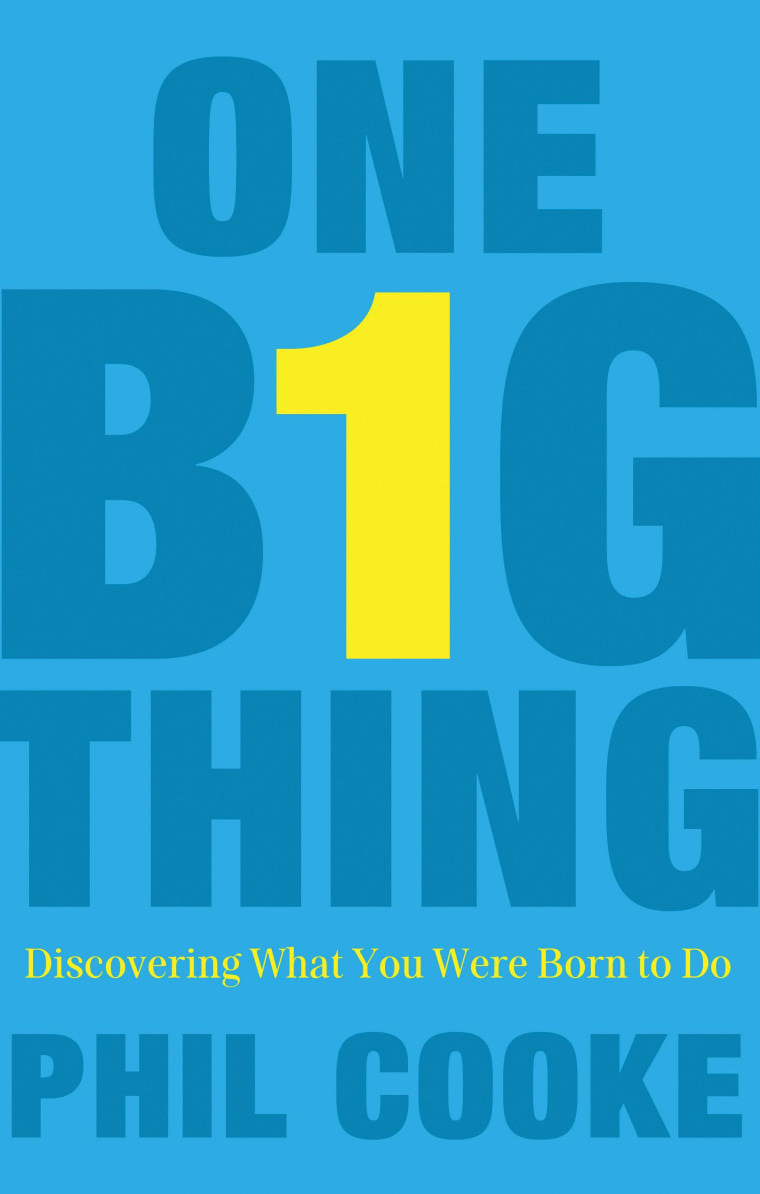Discovering what you were born to do