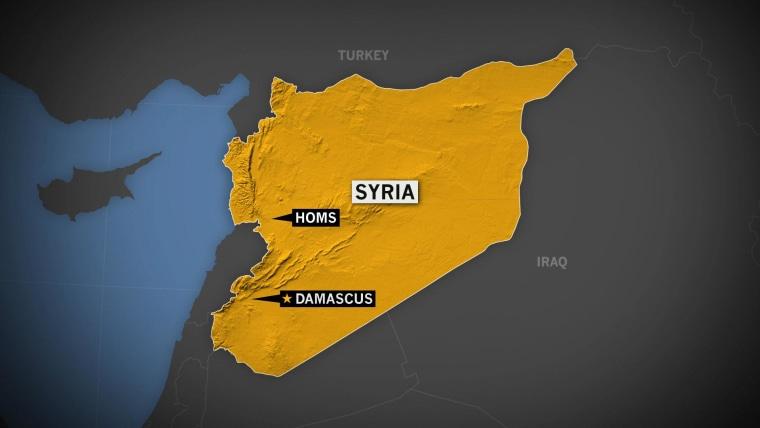 U.N. votes tomorrow on additional Syria sanctions