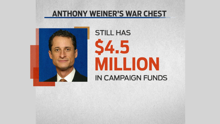 Return of Representative Weiner?