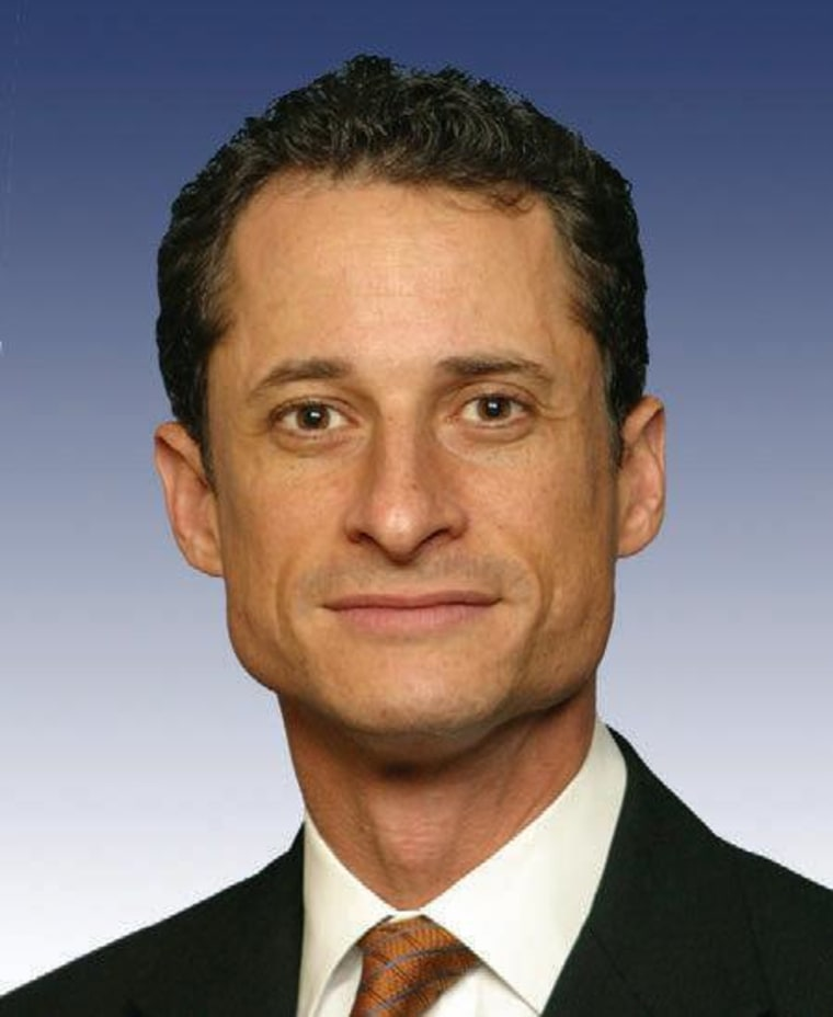The reinvention of Anthony Weiner
