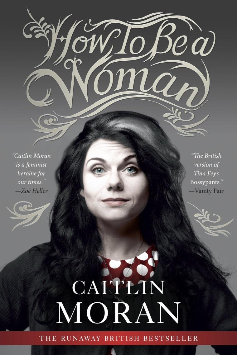 Today's guest spot: Caitlin Moran
