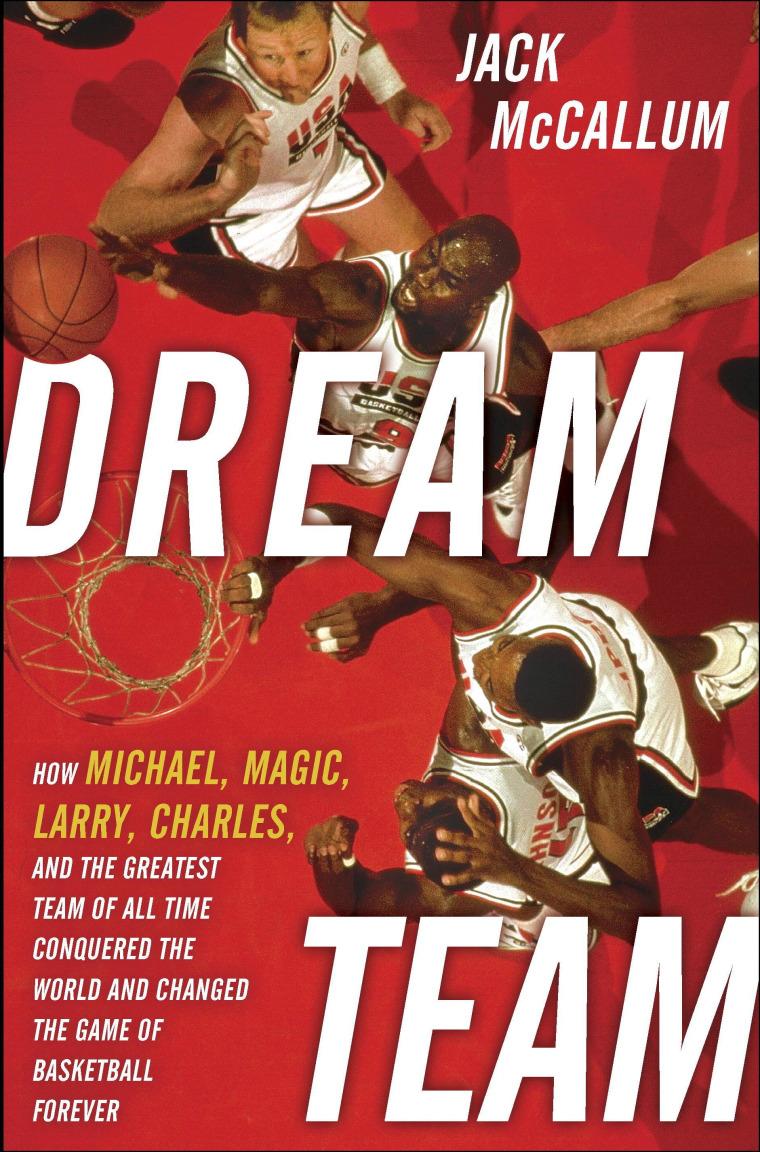 Today's guest spot: Dream Team