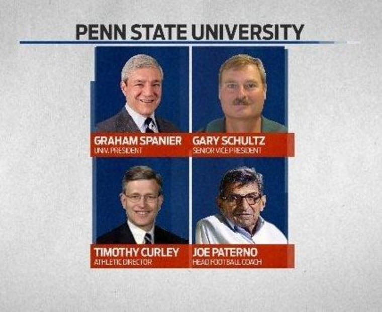 Breaking News: Penn State Board of Trustees live news conference