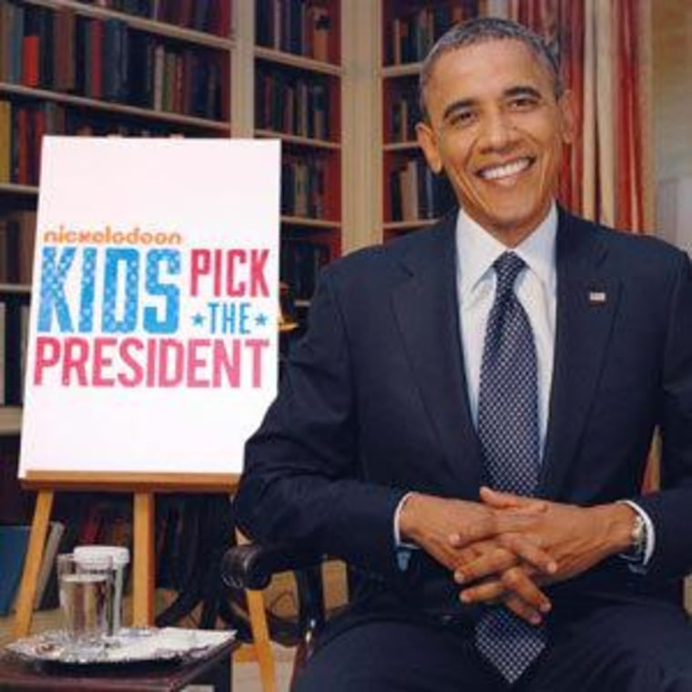 President Obama opted to participate in the children's special this year and in 2008.
