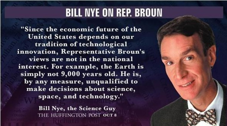 GOP congressman: Evolution a lie from 'pit of hell'