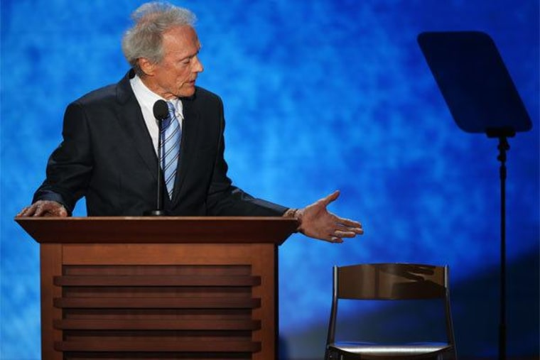 Eastwooding at its best.