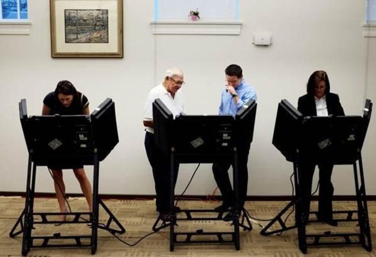 Ohio early voting fight: Round bajillion