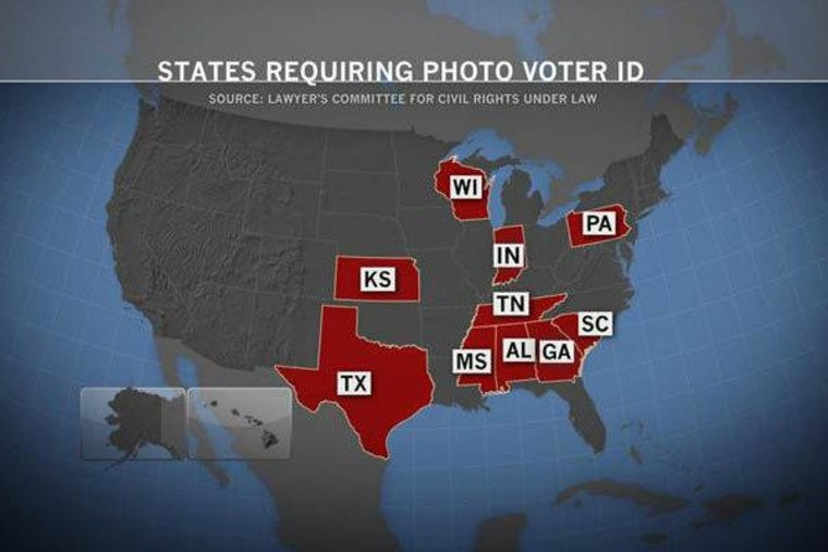 Dems file lawsuit over Ohio voter ID law