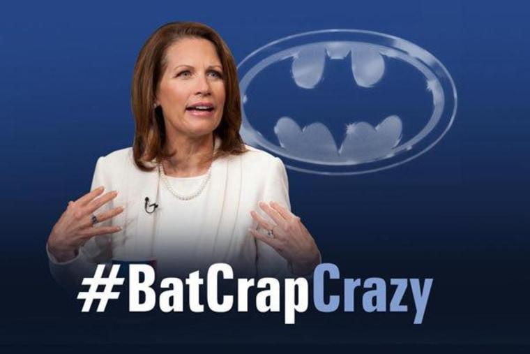 Old School McCain vs. 'Bat Crap Crazy'