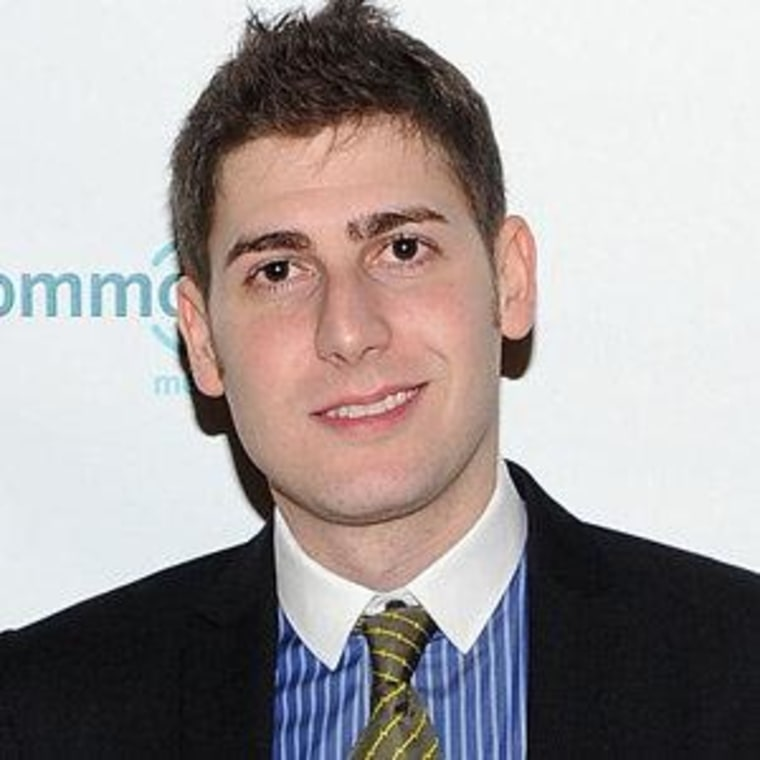 Facebook co-founder Eduardo Saverin (file)