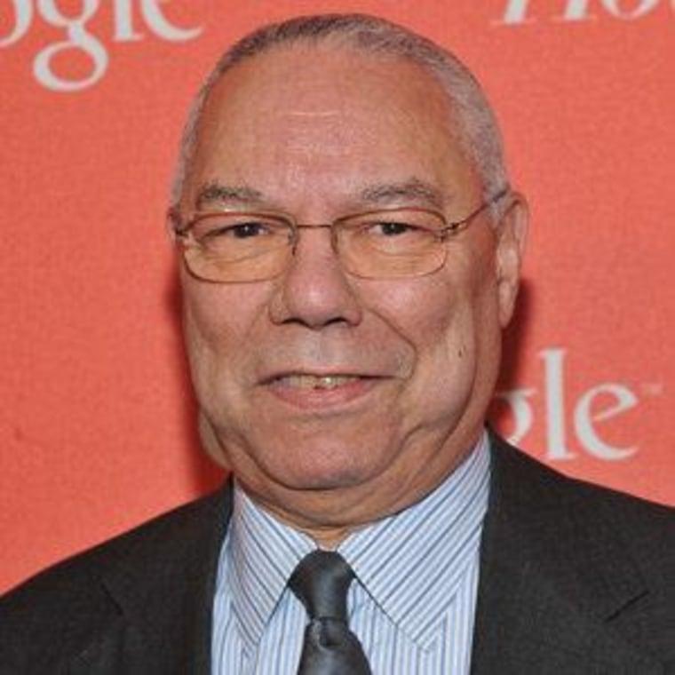 Colin Powell (file)