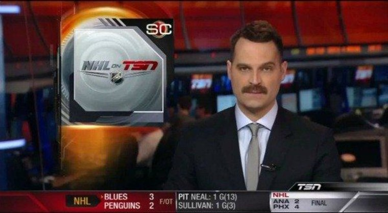 Sports broadcasts in Canada are oddly hilarious... apparently