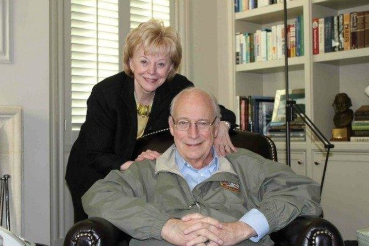 Cheney returns home after heart transplant